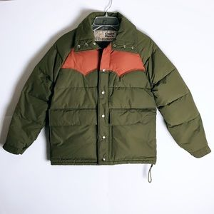Men Northern Goosedown Winter Jacket/ Size:XS